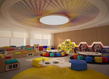 Escuelas de estilo  por dal design office