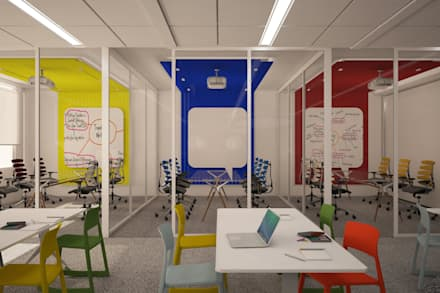 مدارس تنفيذ dal design office