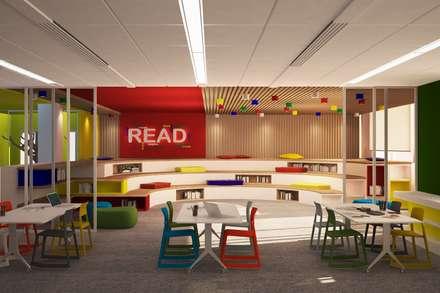 Escuelas de estilo  por dal design office