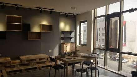 مكاتب ومحلات تنفيذ Tamara Himmo Design House