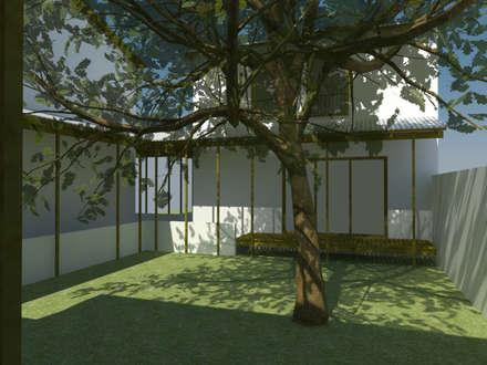 Proyectos de Arquitectura: Casas multifamiliares de estilo  por mm ARQUITECTOS