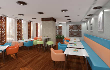 Seating Arragements' Preview:  Hotels by Ravenor's Design Solutions