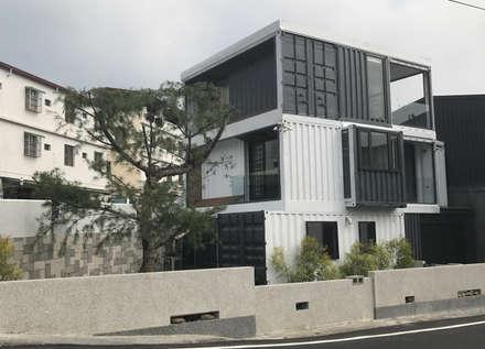 industrial Houses by 石方室內裝修有限公司