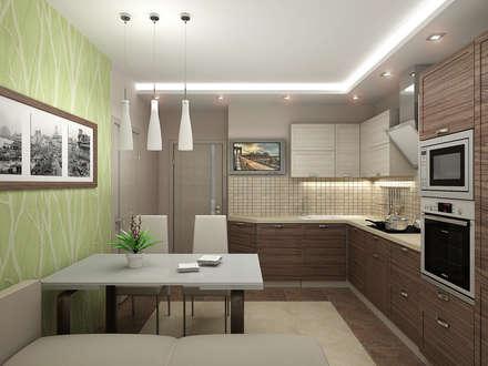 ห้องครัว by ИП Поварова Татьяна Владимировна