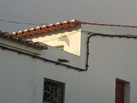 Exterior . Detalhe: Casas unifamilares  por Leonor da Costa Afonso