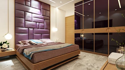 daughter room1: minimalistic Bedroom by quite design