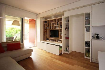 Idee arredamento casa interior design homify for Soggiorno in liguria