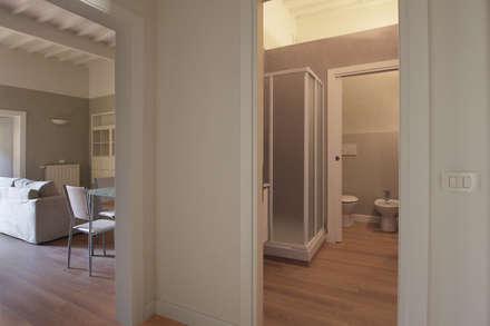 Bagno in stile rustico idee ispirazioni homify for Piani di casa in stile rustico
