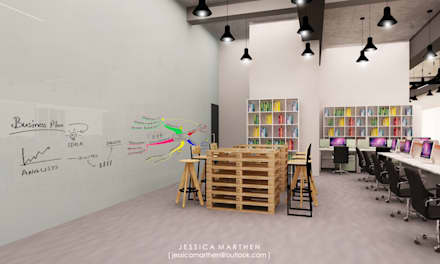 :  Koridor dan lorong by JESSICA DESIGN STUDIO