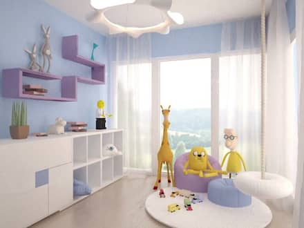 Baby room by ARCHDUET&DA