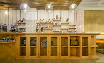 Barra: Bares y discotecas de estilo  por Ópera de Domingo