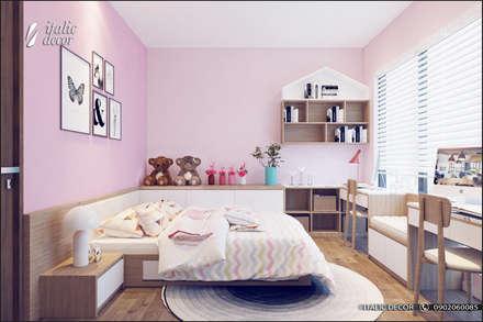 modern Nursery/kid's room by ITALIC DECOR