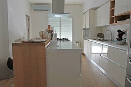 Kitchen units by Fares Ksouri Architecte