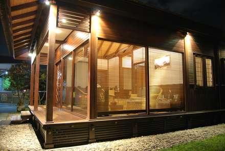 BP office:  Kantor & toko by PT. Bali Prefab