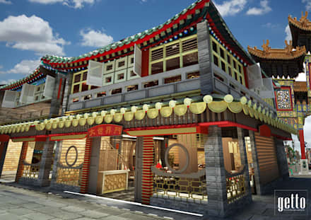 China Town Pancoran:  Restoran by Getto_id