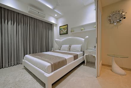 colonial Bedroom by homify