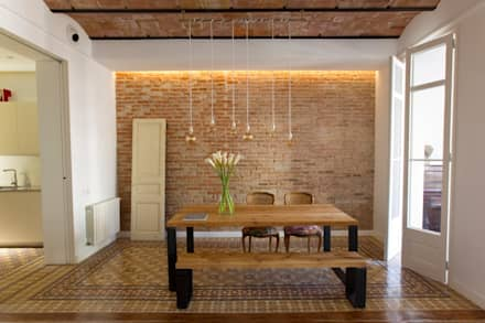 rustic Wine cellar by Nghệ nhân Kiến trúc