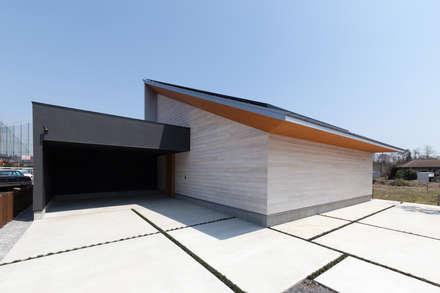 外観1: STaD(株式会社鈴木貴博建築設計事務所)が手掛けた家です。