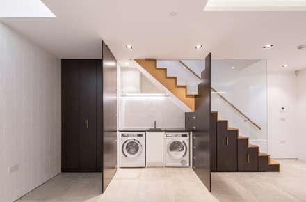 8 Harley Place: Corridor U0026 Hallway By Sonnemann Toon Architects