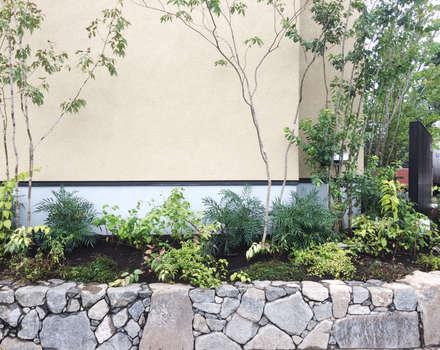 حديقة صخرية تنفيذ (有)ハートランド