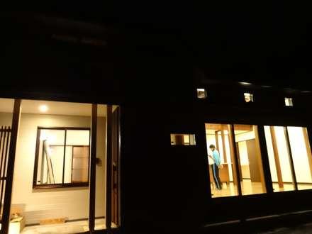 築60年古民家改修:  合同会社インテリくん  インテリくん1級建築士事務所が手掛けた家です。
