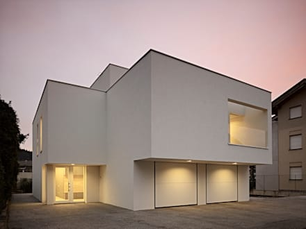 Detached home by Burnazzi  Feltrin  Architects