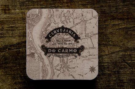 Cervejaria do Carmo (Porto): Bares e clubes  por Think Bold Studio
