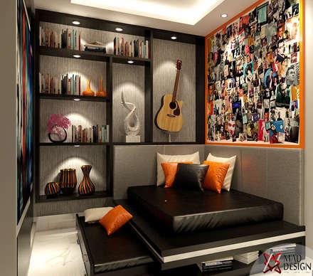 modern Nursery/kid's room by MAD DESIGN
