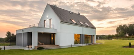 manufact L 4 Life Style 154  |  Modern Home New Classic:  Einfamilienhaus von manufact.eu Alexander Dewes  |  Generalübernehmer
