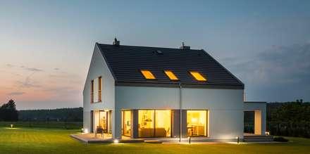 manufact M 21 Modern Home 163 New Classic :  Einfamilienhaus von manufact masterplan gbr  |  architects.engineers