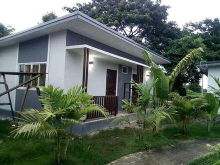 Villas by P Knockdown Style Modern