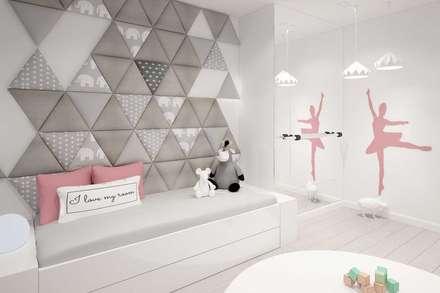 Girls Bedroom by DAPPI