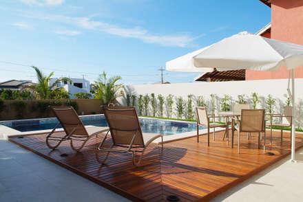 Garden Pool by Bernal Projetos
