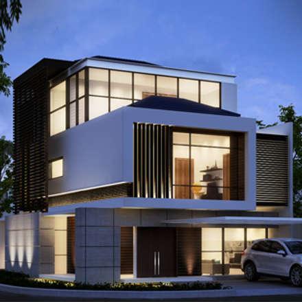 SL House:  Rumah by Arci Design Studio