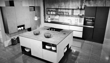 Nolte : industriale Küche von ed de lux