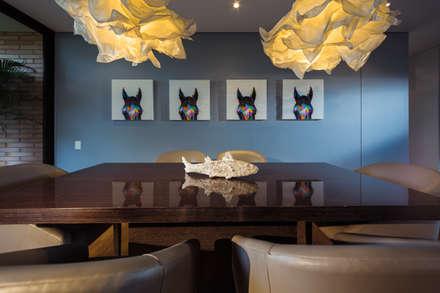 MONDRIAN: Comedores de estilo moderno por Munera y Molina