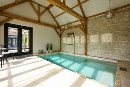 Pools: classic Pool by Compass Pools UK