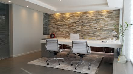 Estudios y oficinas modernas ideas e inspiraci n homify for Oficinas pequenas modernas en casa