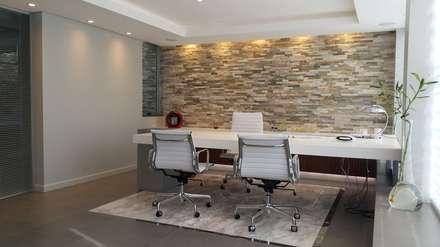 Estudios y oficinas modernas ideas e inspiraci n homify for Muebles para oficinas ejecutivas