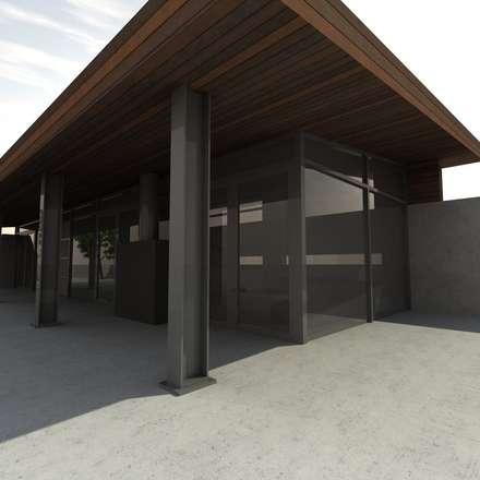 Blockhaus von Dakota Austral