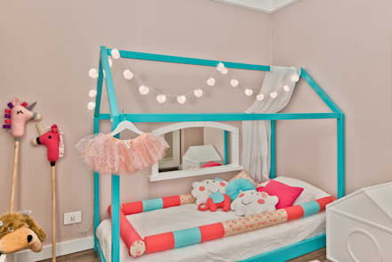 Girls Bedroom by Ana Crivellaro