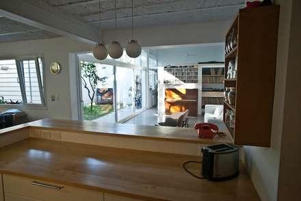 Einbauküche Von Paula Mariasch   Juana Grichener   Iris Grosserohde  Arquitectura