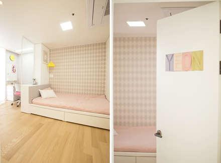 여아 침실 인테리어 디자인 & 아이디어  homify
