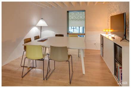 Oficinas de estilo minimalista por AGUSTIN DAVID PHOTOGRAPHY