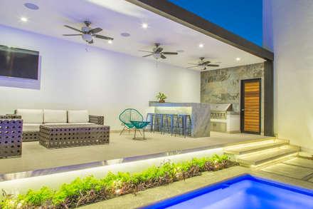 Patios & Decks by S2 Arquitectos