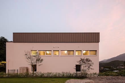 Passive house by MMKM associates