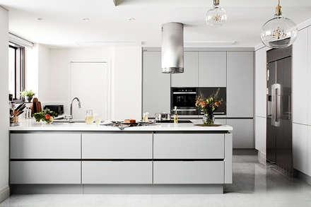 وحدات مطبخ تنفيذ cocina