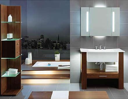 Tarifs: Salle de bain de style de style Moderne par Agence Inside DECO