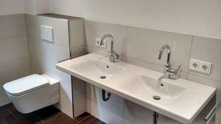 Aus Alt Mach Neu   Ein Echte Herausforderung: Moderne Badezimmer Von Wir  Leben Haus