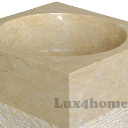 Freestanding marble sinks manufacturer - Free standing marble sinks producer - sink CRL142: asian Bathroom by Lux4home™ Indonesia